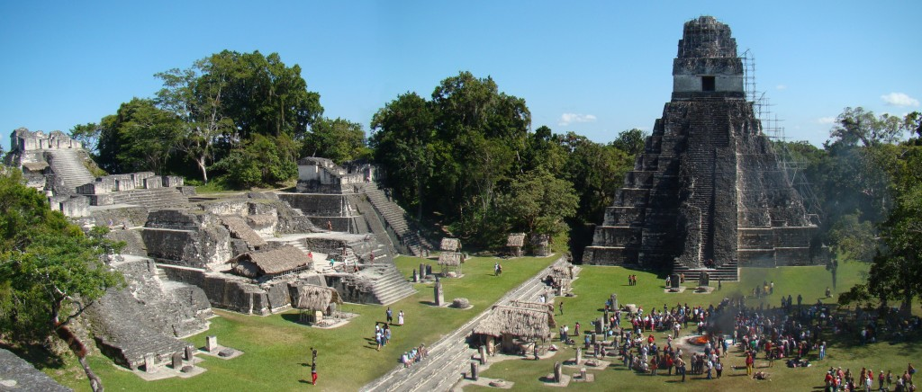 Tikal-Plaza-And-North-Acropolis