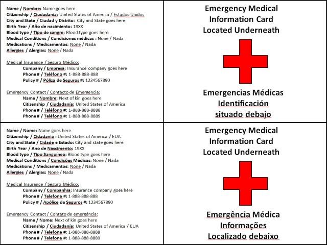 medicalcardtemplate