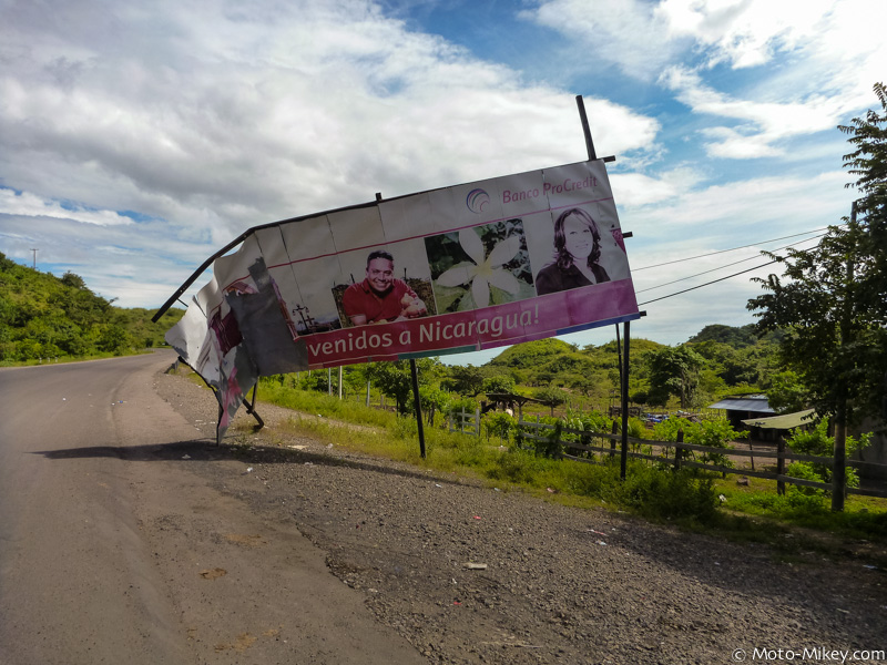 Welcome to Nicaragua… i guess?