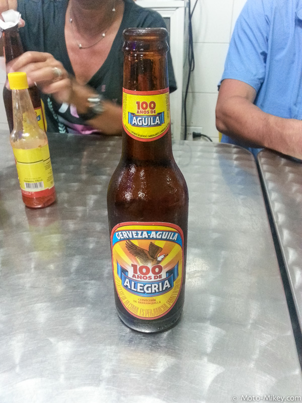 Colombian beer